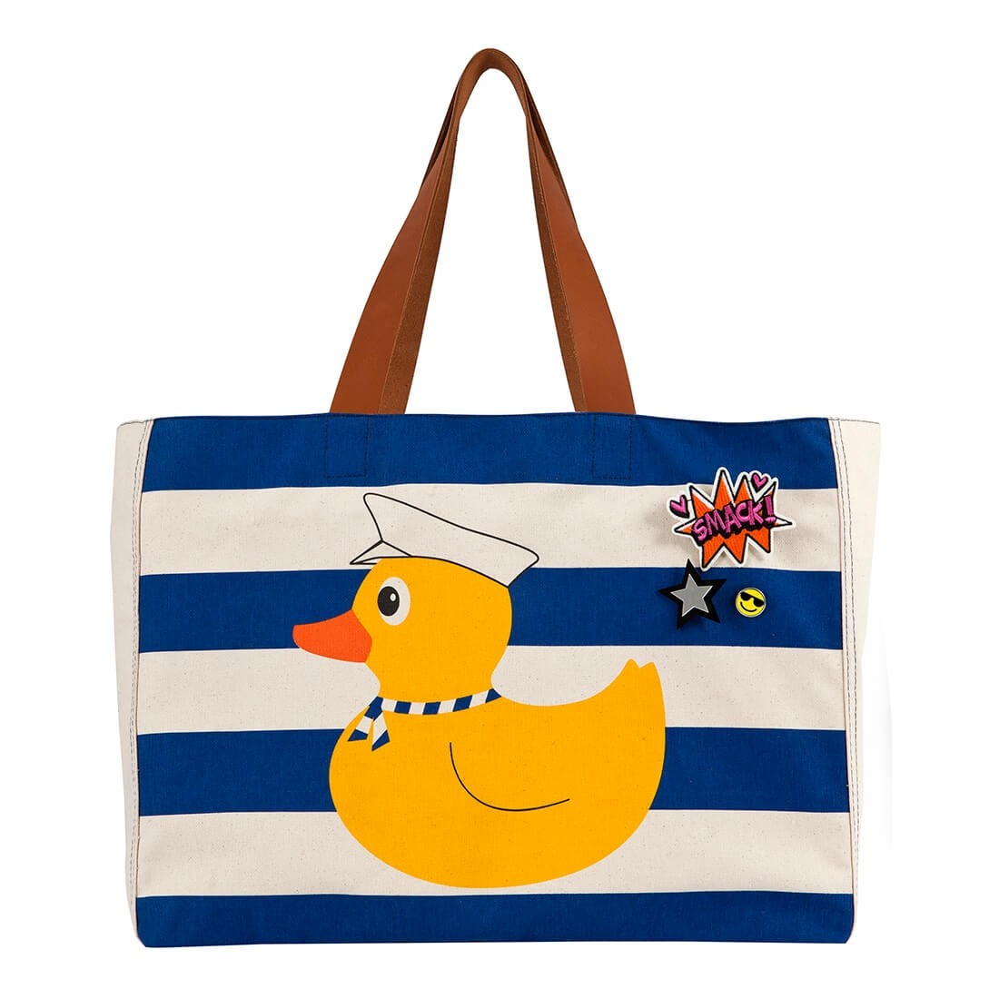 DUCK BEACH BAG