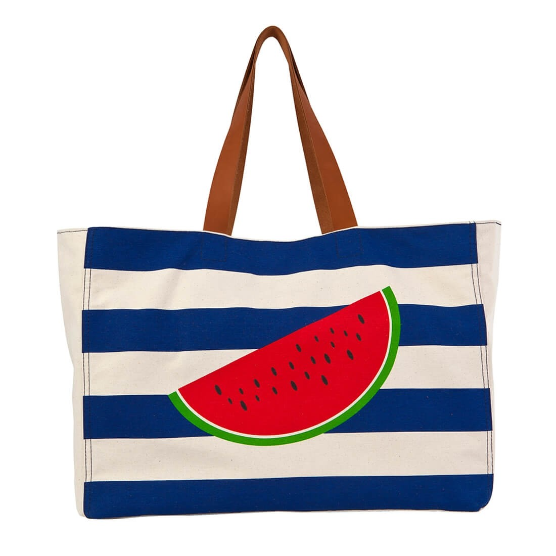WATERMELON BEACH BAG