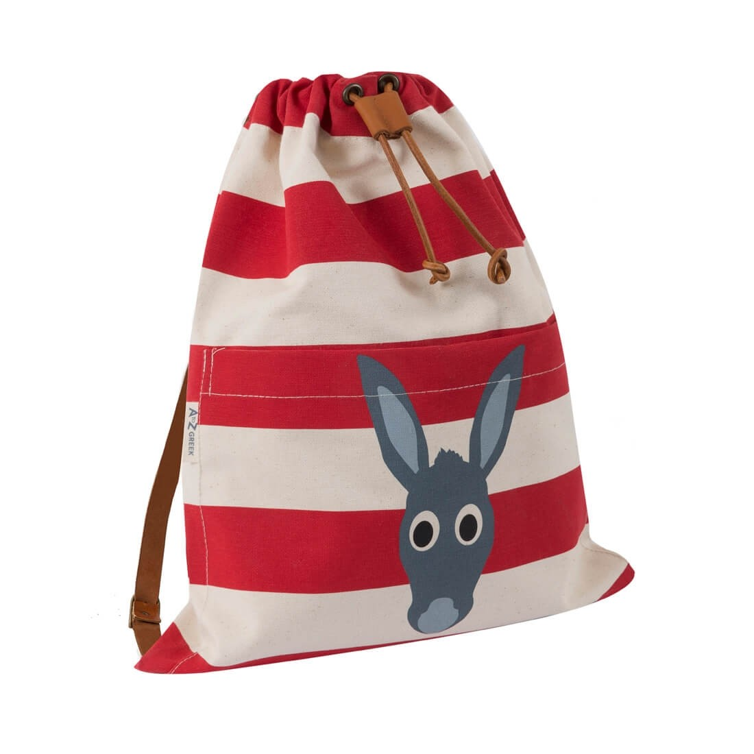 DONKEY BACKPACK RED