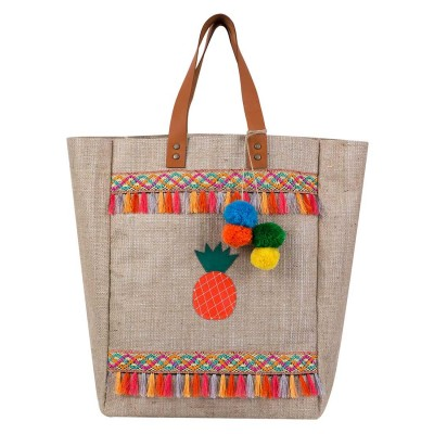 PINNEAPPLE TOTE BAG