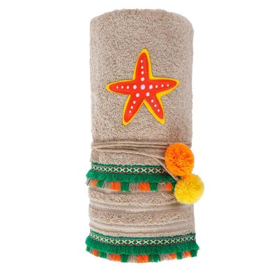 STARFISH TOWEL