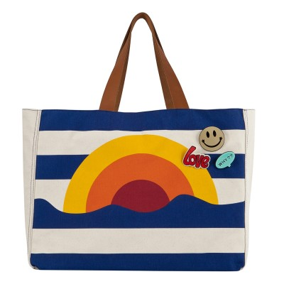 SUNSET BEACH BAG