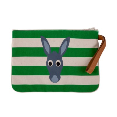 DONKEY CLUTCH GREEN