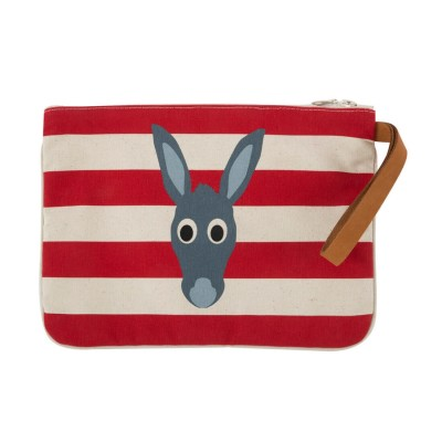 DONKEY CLUTCH RED
