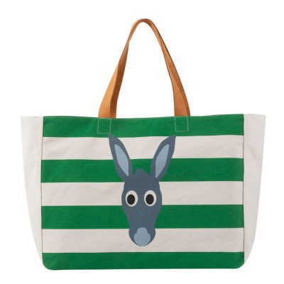 DONKEY BEACH BAG GREEN
