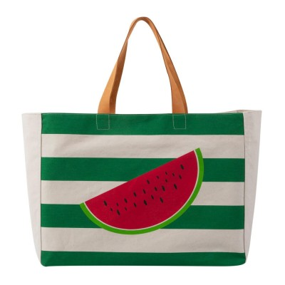 WATERMELON BEACH BAG GREEN
