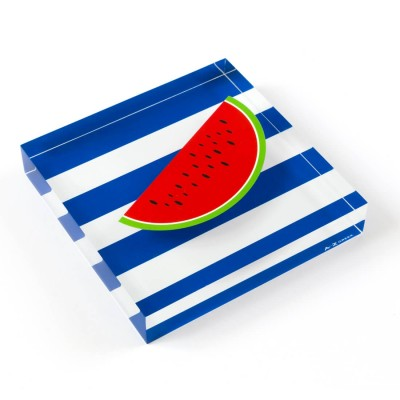 WATERMELON DECO OBJECT