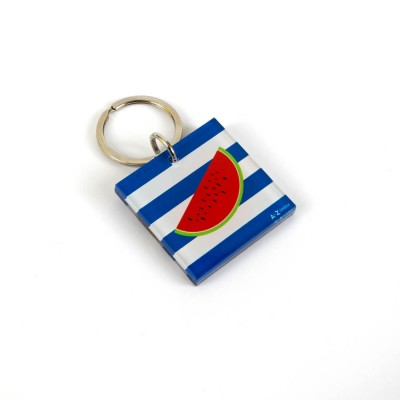 WATERMELON KEY CHAIN