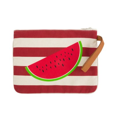 WATERMELON CLUTCH RED